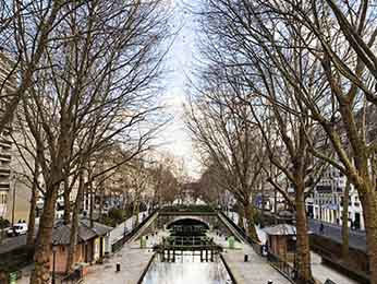 Destination - ibis Paris Canal Saint Martin