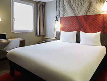 Rooms - ibis Paris Canal Saint Martin