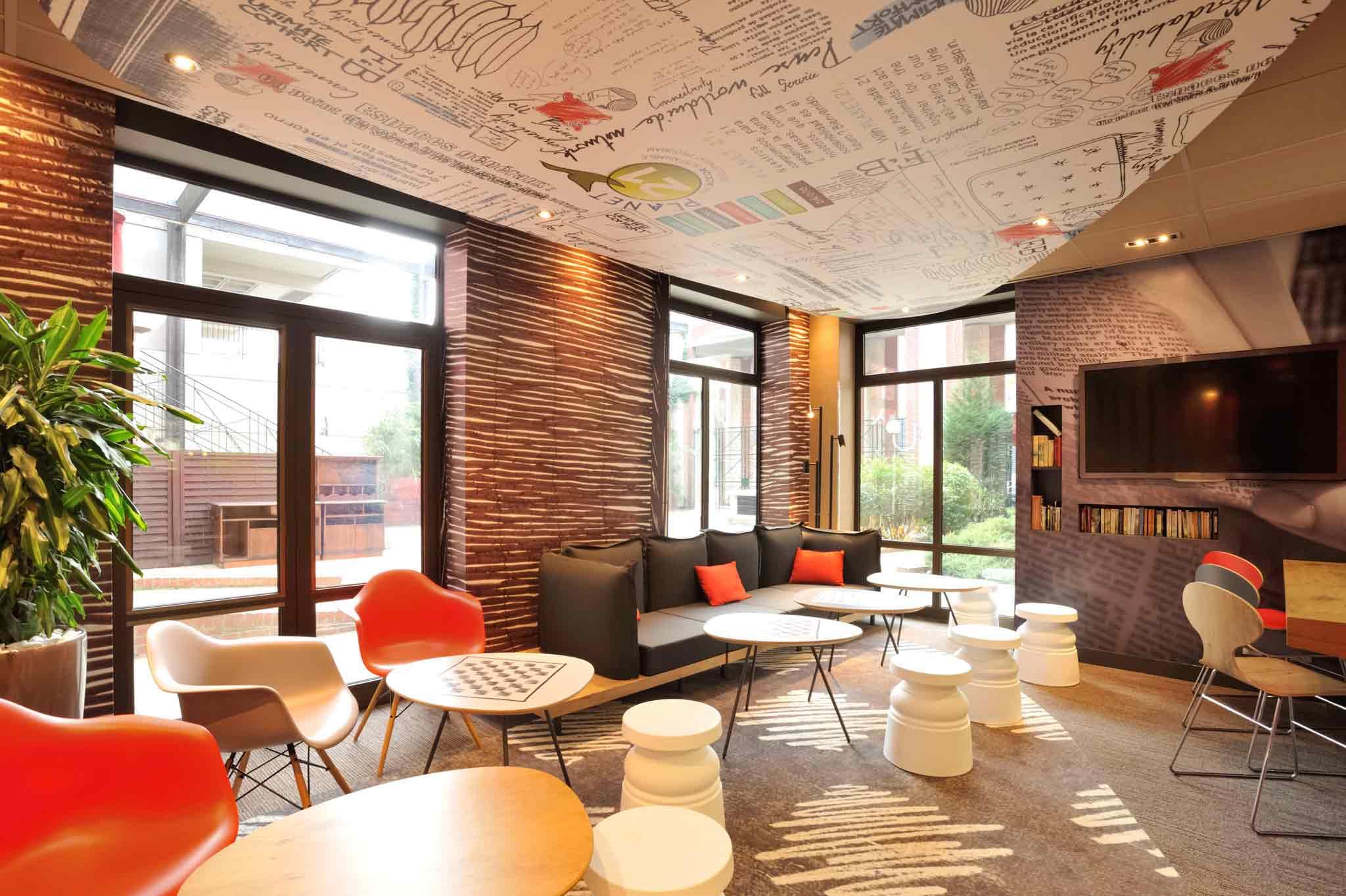 โรงแรม – ibis Lille Centre Gares