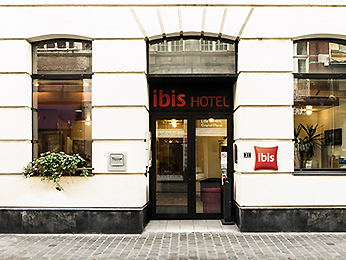 Otel - ibis Lille Centre Grand Place
