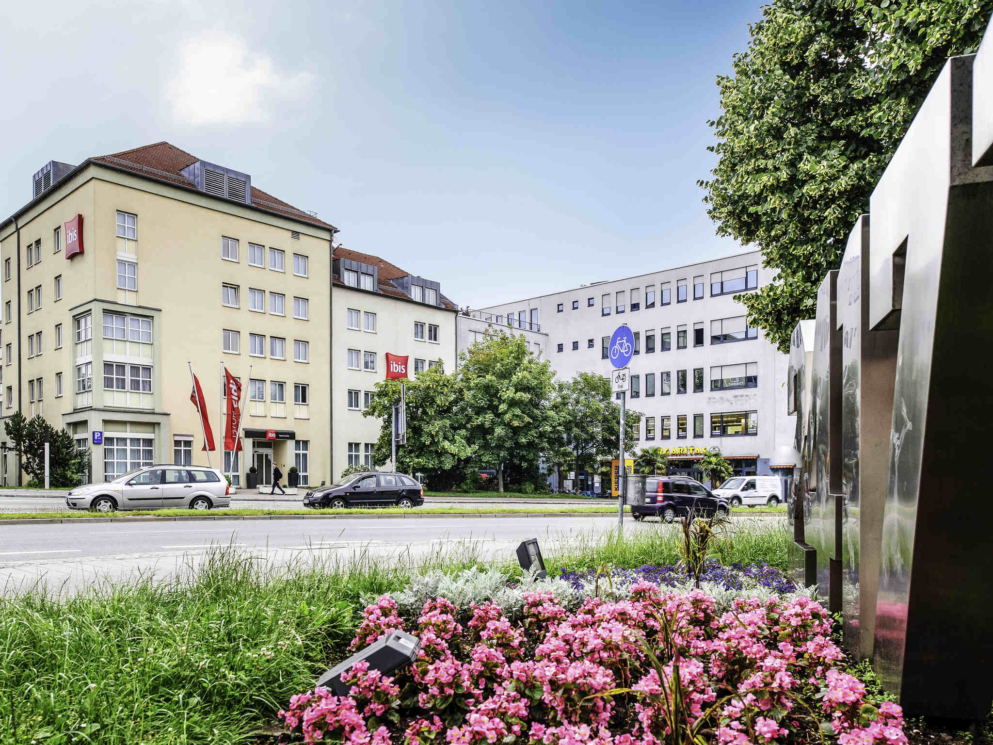 Отель — ibis Регенсбург Сити