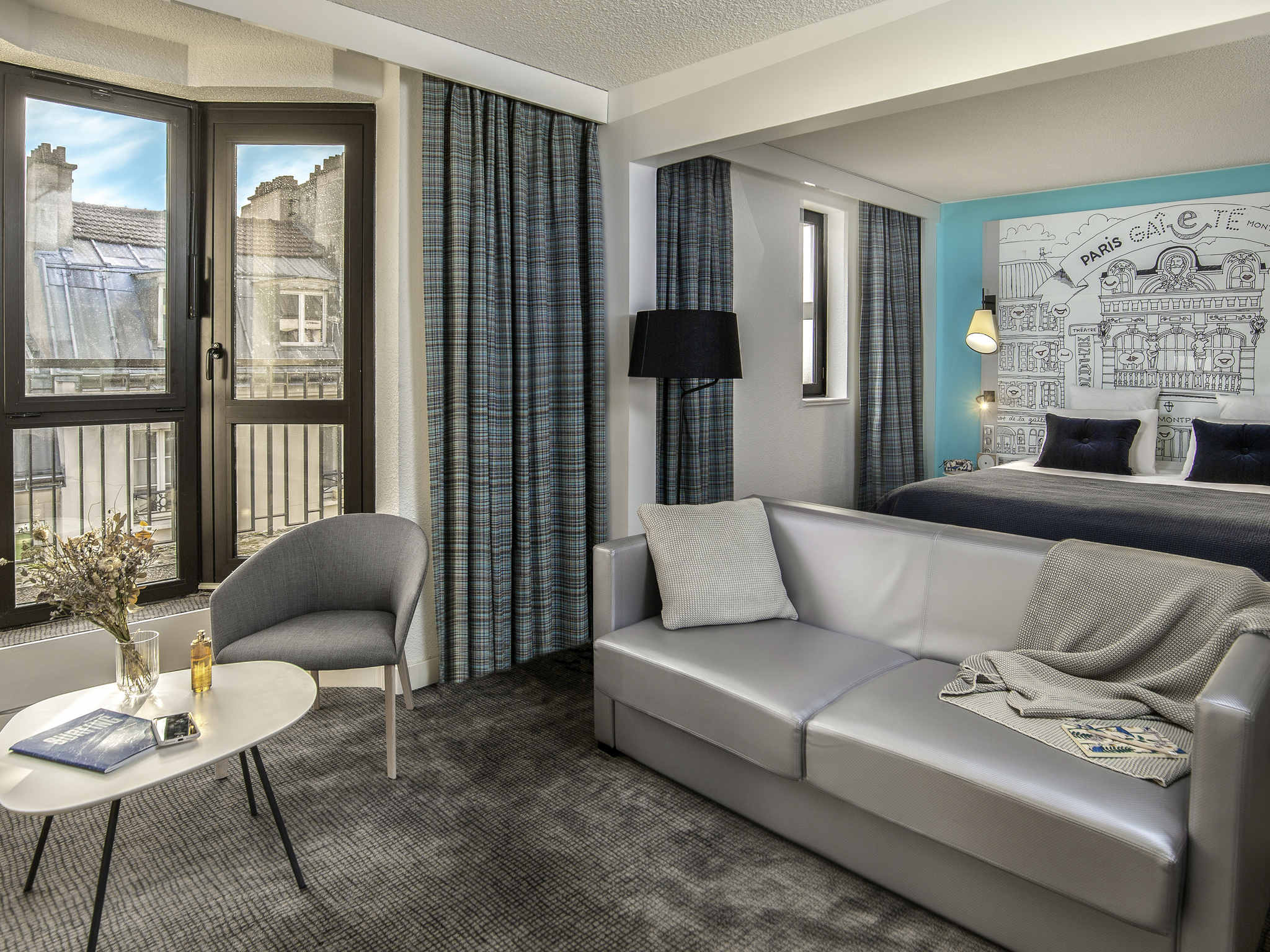 فندق - مركيور Mercure باريس غار مونبارناس