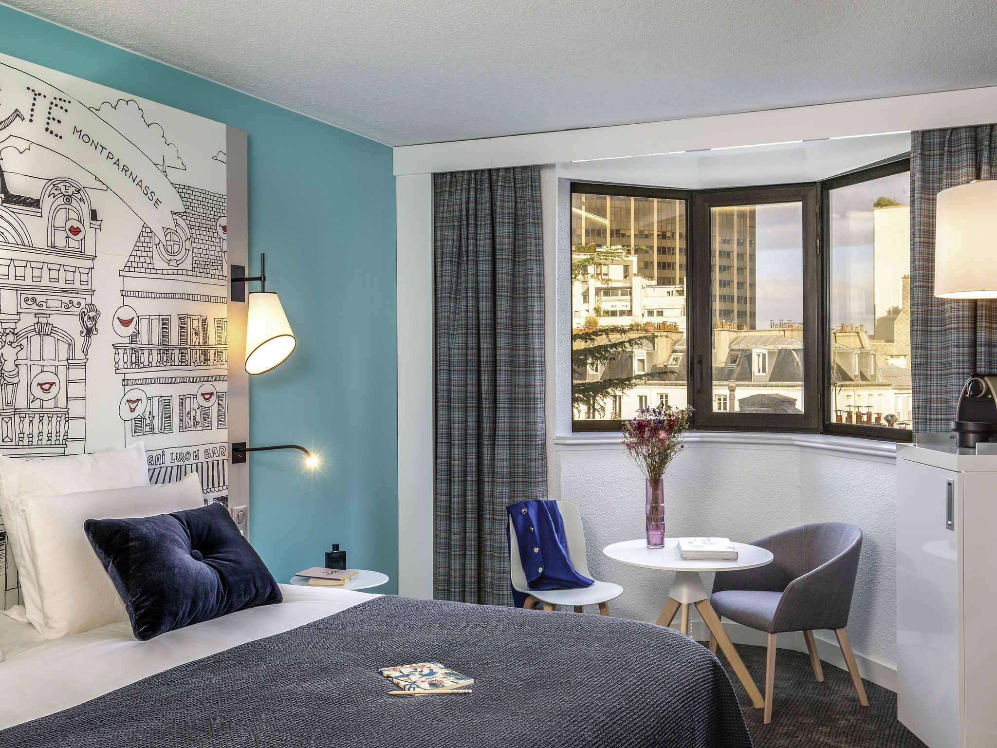 Hotel in PARIS Mercure Paris Gare Montparnasse Hotel