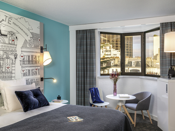 Rooms - Mercure Paris Gare Montparnasse Hotel