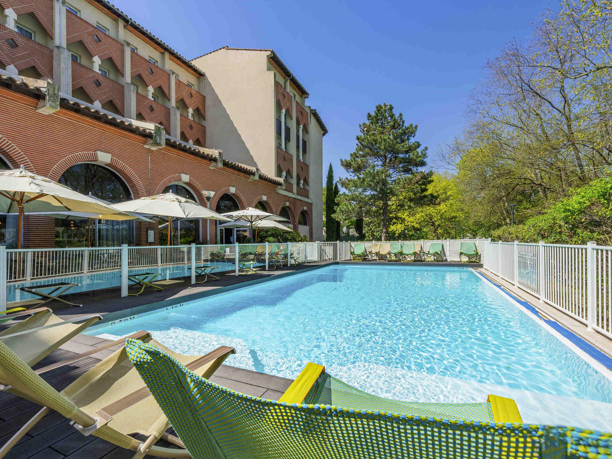 โรงแรม – Novotel Toulouse Centre Compans Caffarelli