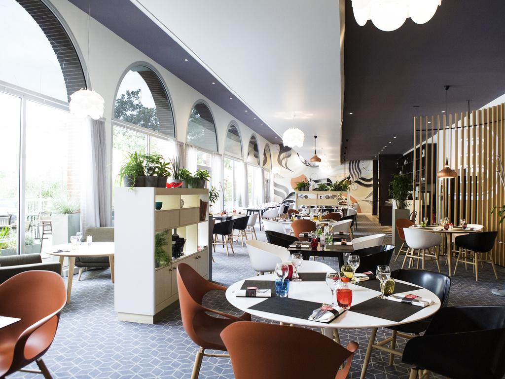 Hotel toulouse novotel toulouse centre compans caffarelli for Hotels toulouse