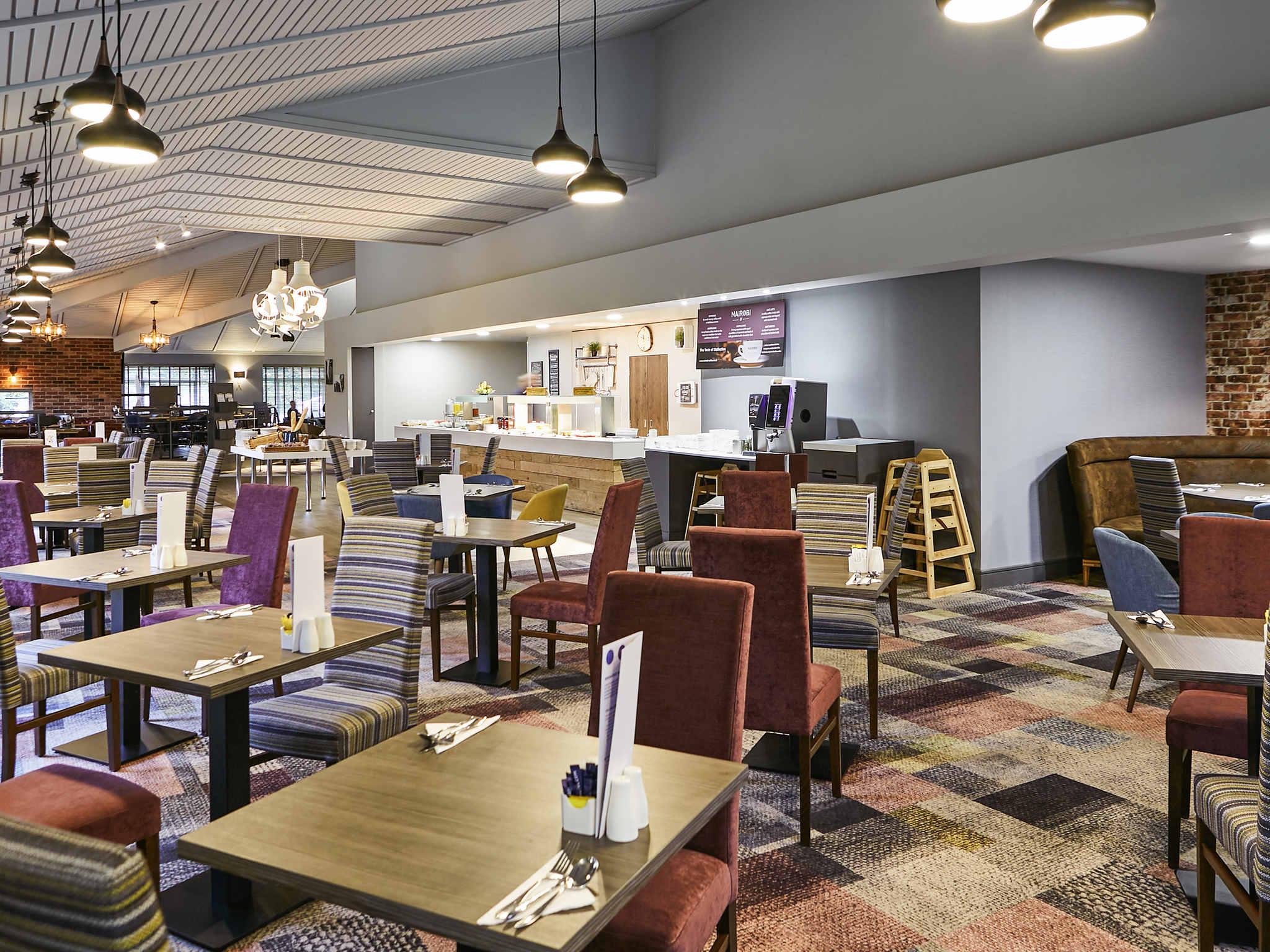Hotell – Novotel Manchester West