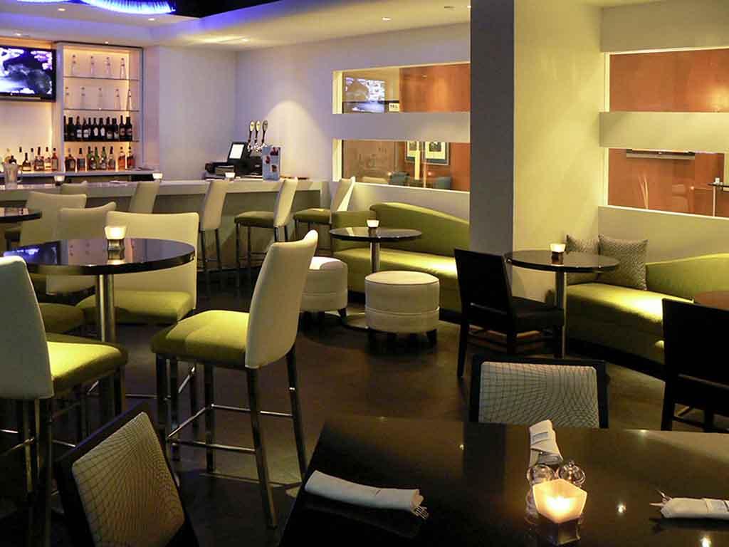 Dinner Menu Of Trio Restaurant Novotel North York