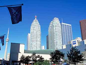 Destinazione - Novotel Toronto North York