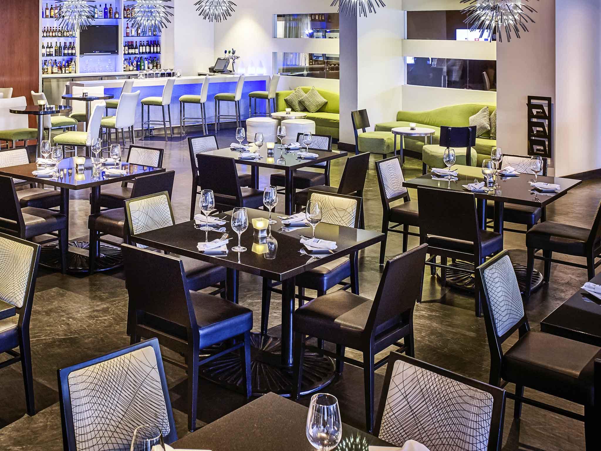 Restaurant Novotel Toronto North York