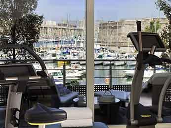 Novotel Marseille Vieux-Port à MARSEILLE