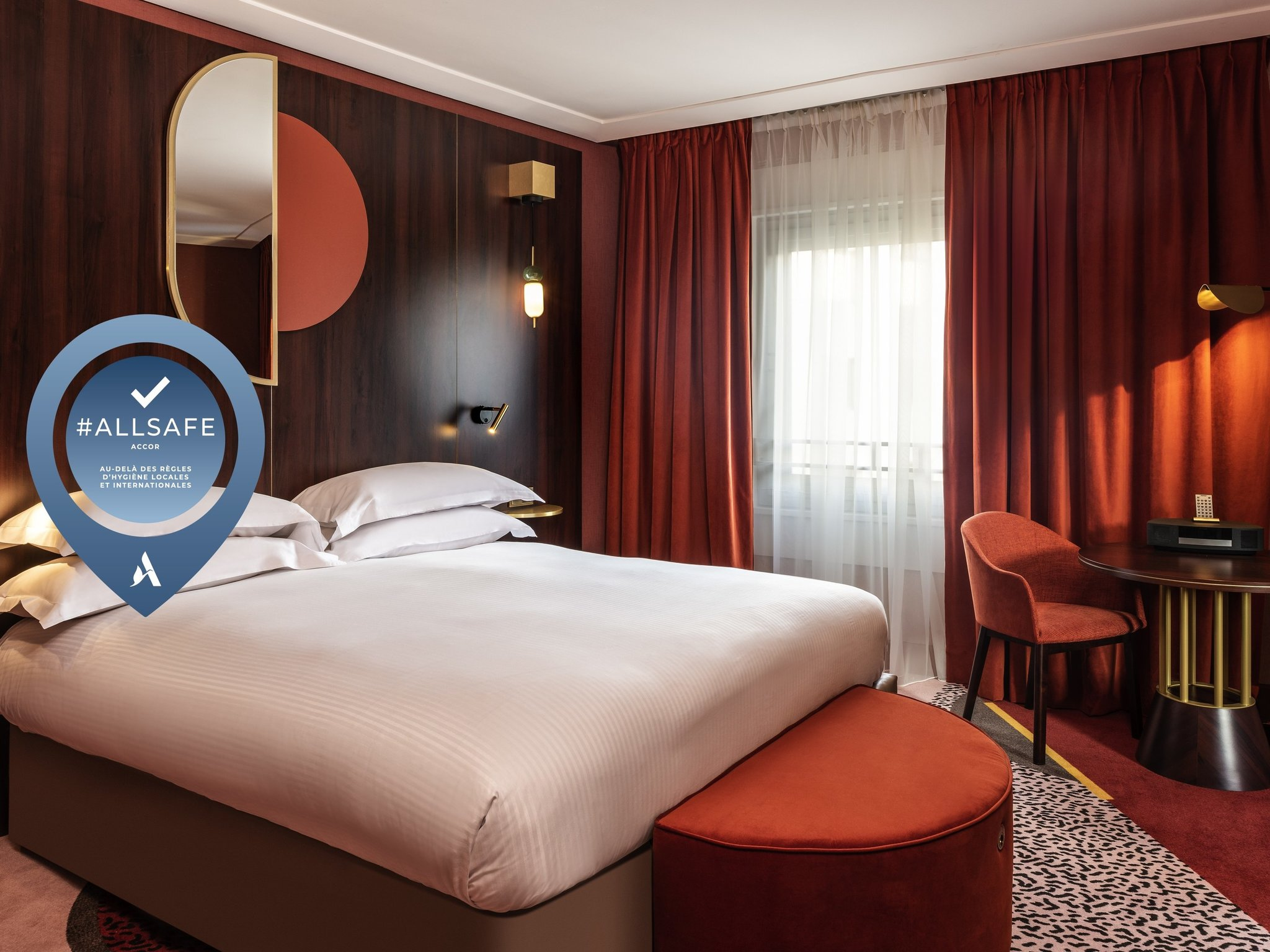 Hotell – Sofitel Paris La Défense