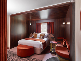 chambres en h tel de luxe paris la defense sofitel paris la d fense. Black Bedroom Furniture Sets. Home Design Ideas