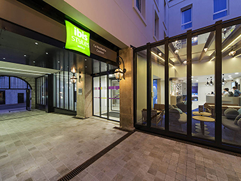 ibis Styles La Rochelle Centre