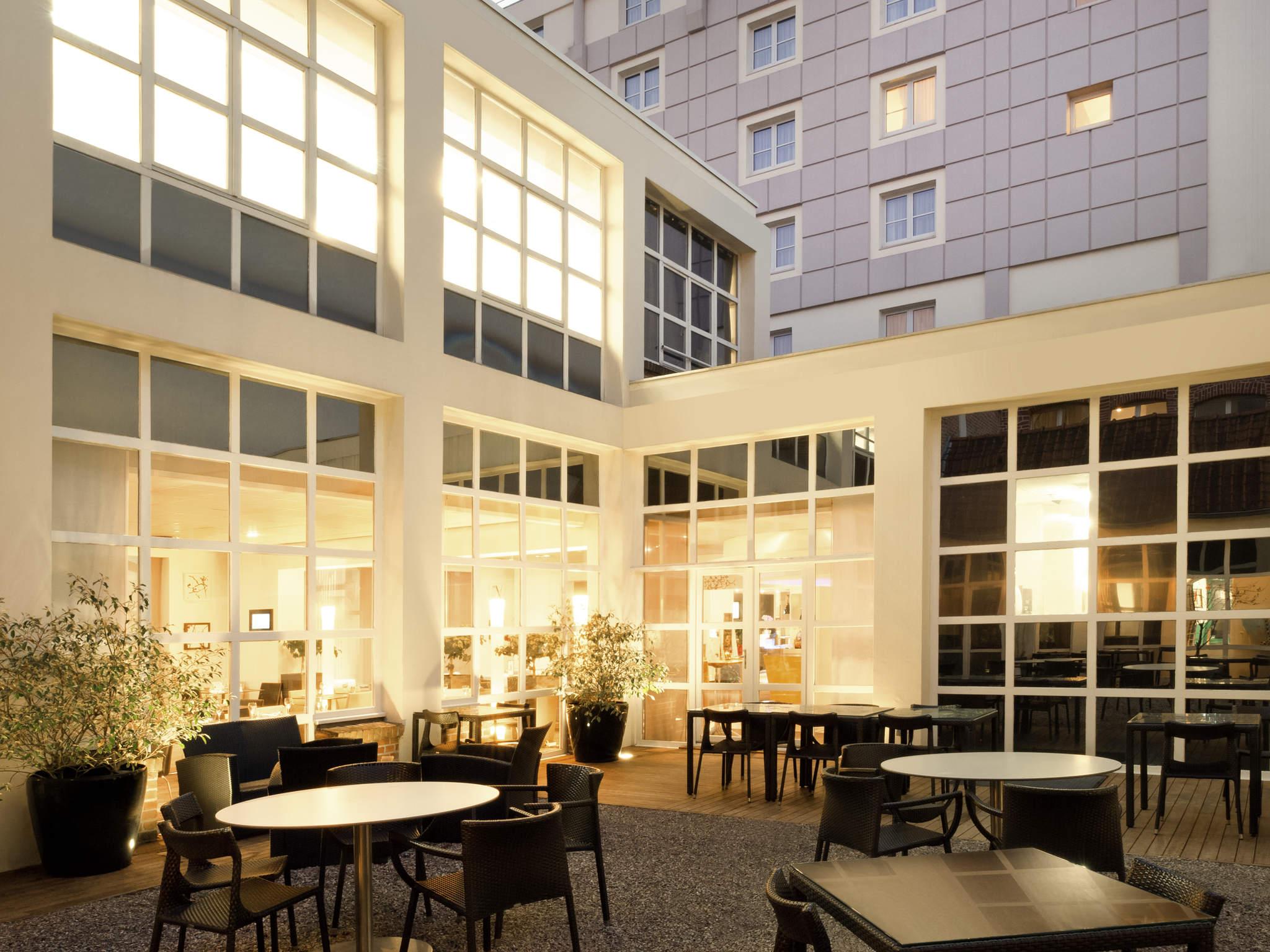 酒店 – 里尔中心大广场诺富特酒店