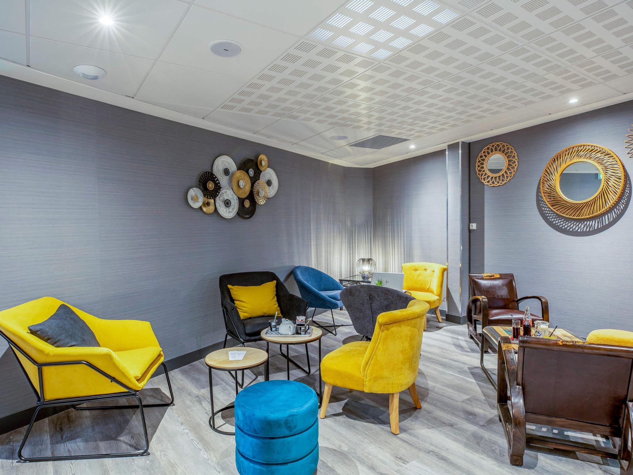 h tel blois ibis blois centre ch teau. Black Bedroom Furniture Sets. Home Design Ideas