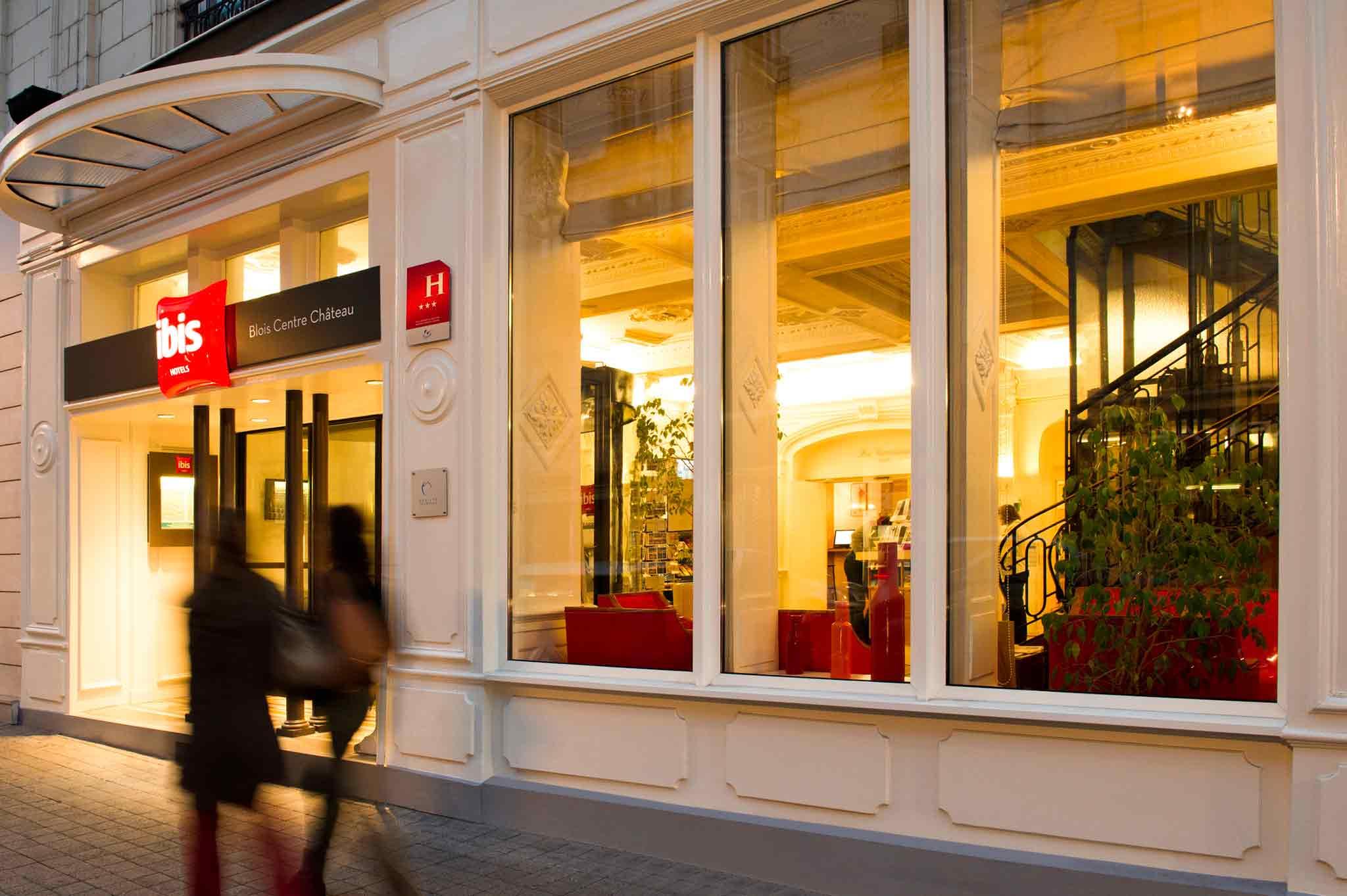 Otel – ibis Blois Centre Château