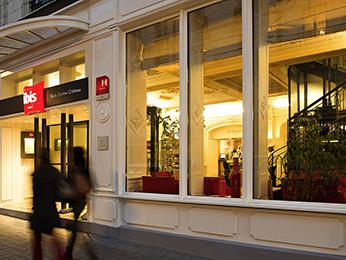 Ibis blois centre château a Blois
