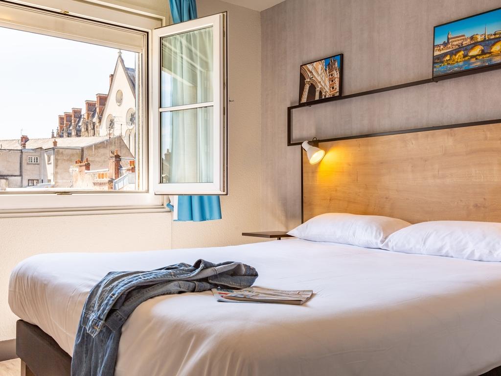 hotel pas cher blois ibis blois centre ch teau. Black Bedroom Furniture Sets. Home Design Ideas