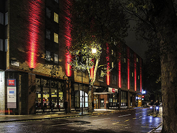 Hotel - ibis London Euston Station - St Pancras International