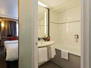 Camere - ibis London Euston Station - St Pancras International