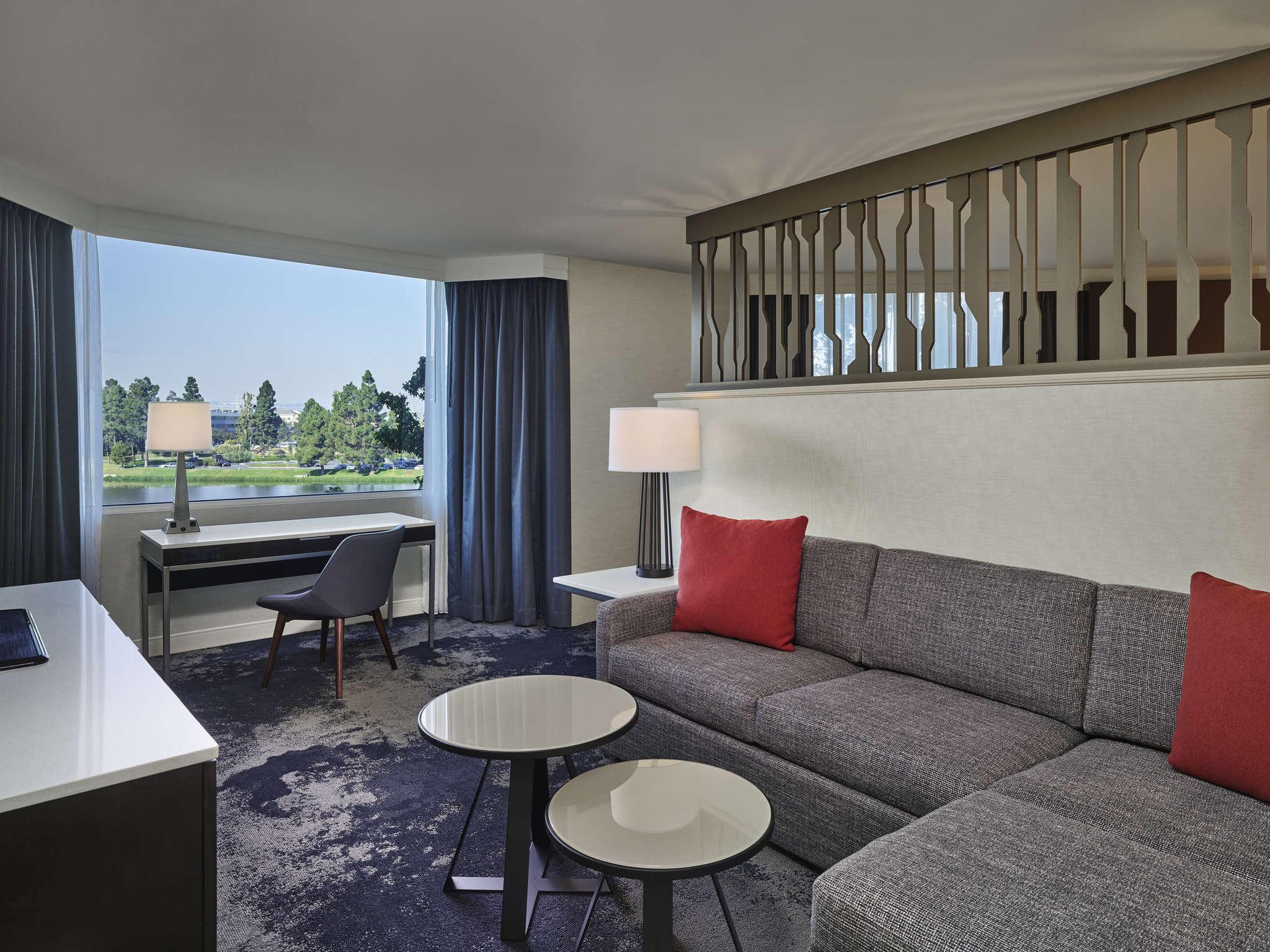 Отель — Pullman Сан-Франциско Бэй