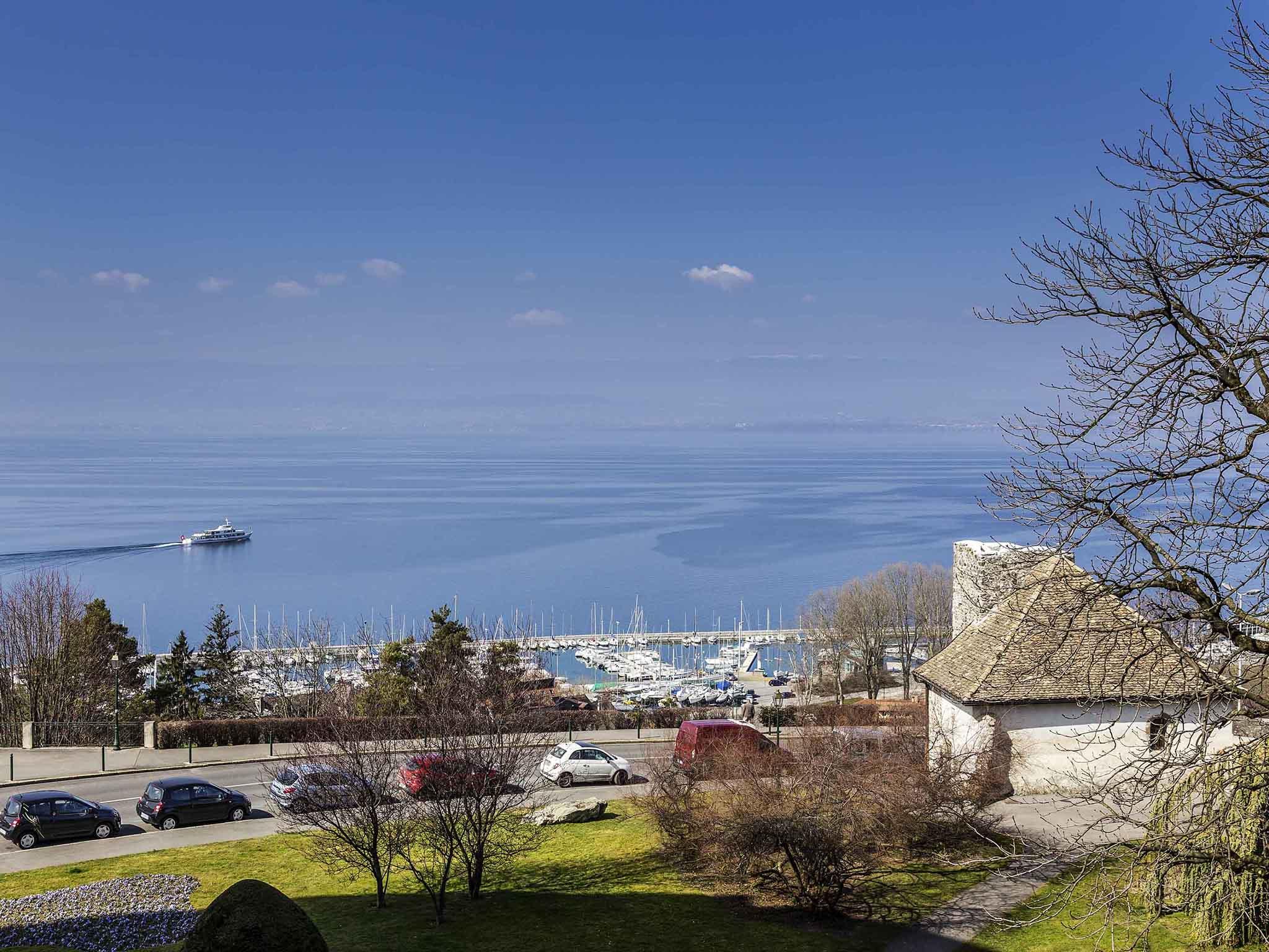 Hotel Ibis Evian Les Bains