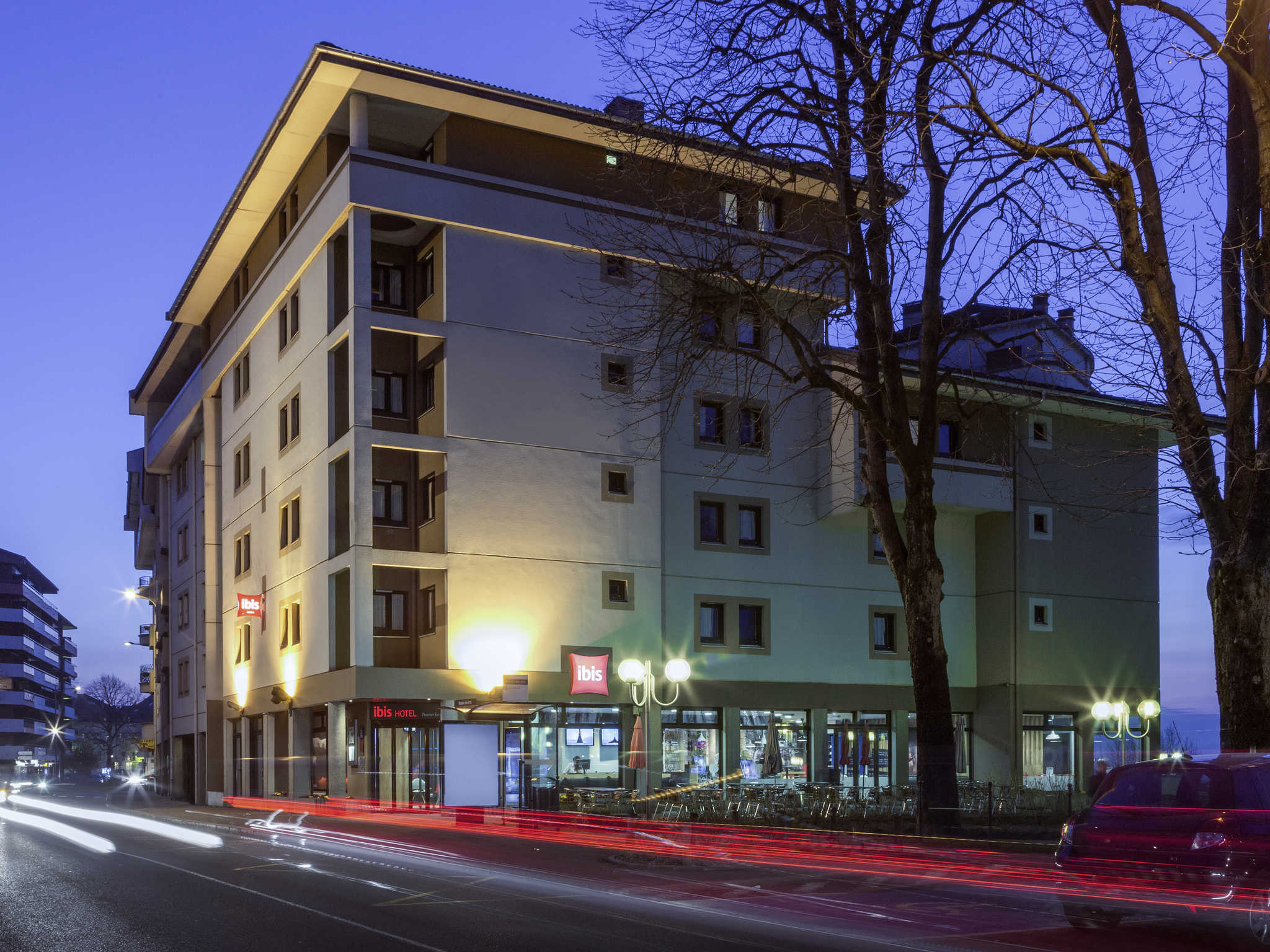 Hotel – ibis Thonon Evian