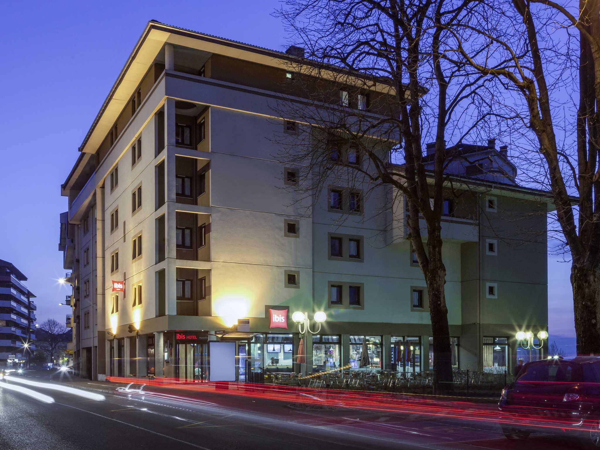Hotell – ibis Thonon Évian