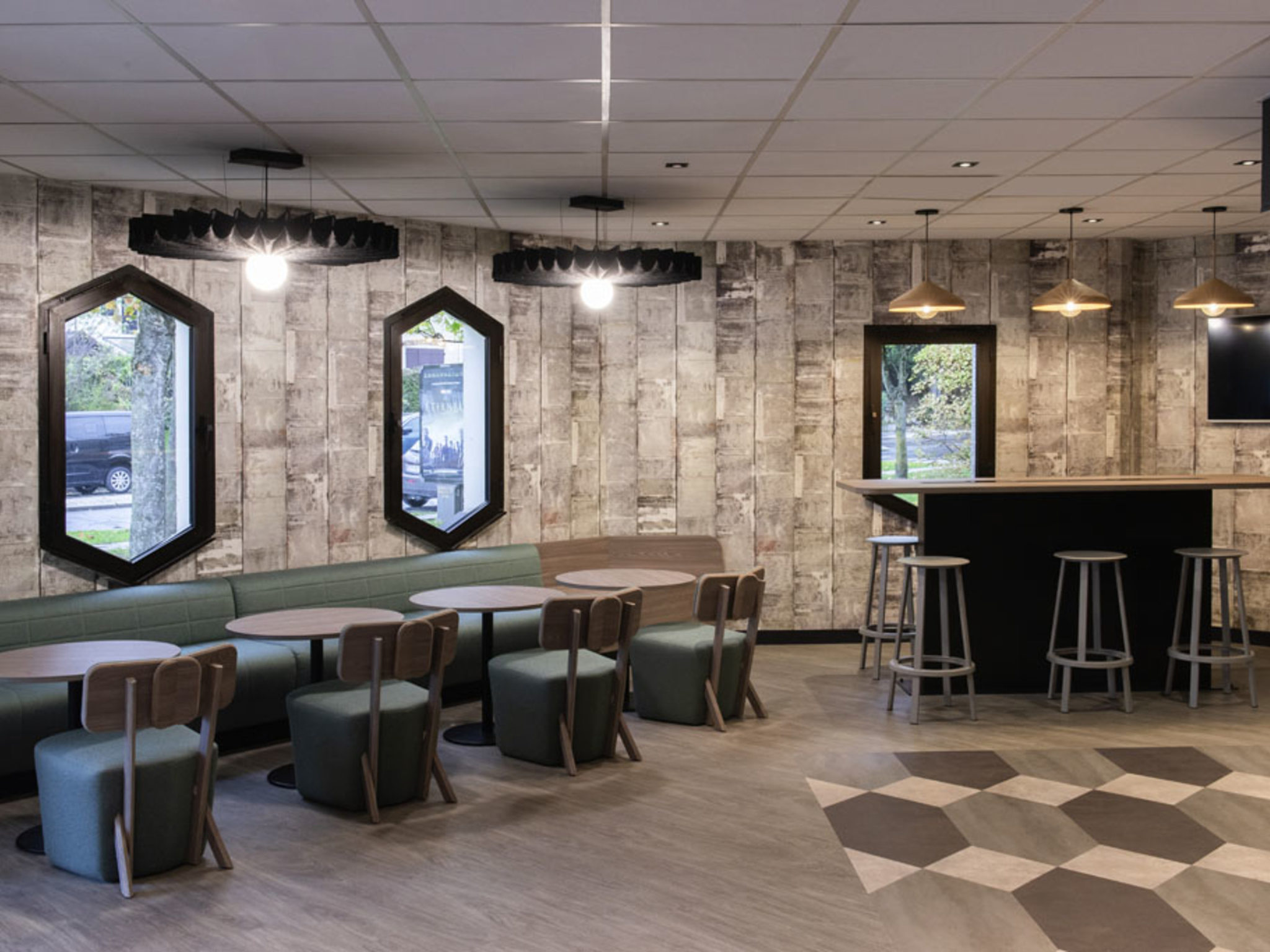โรงแรม – ibis Cergy-Pontoise Le Port