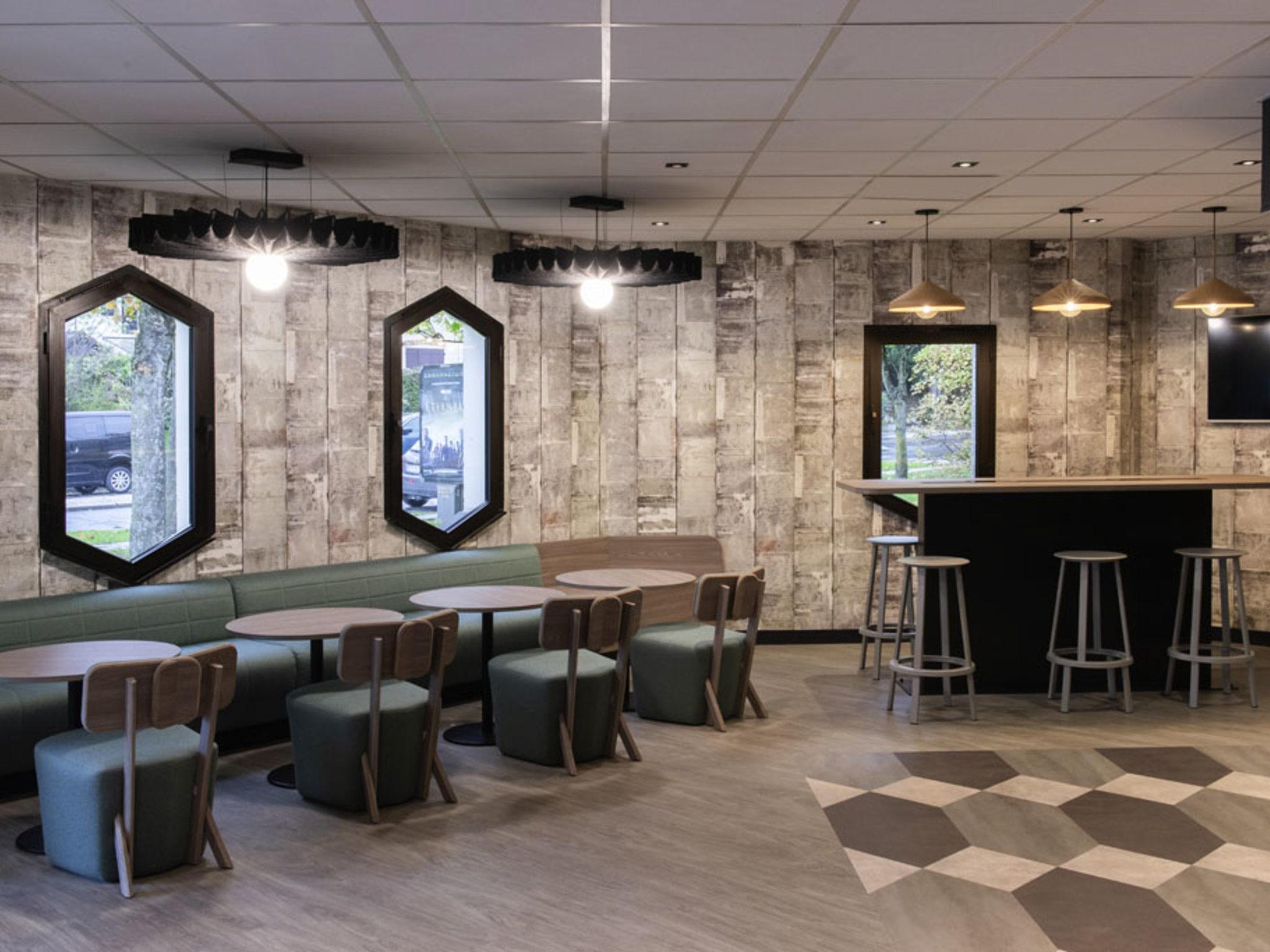 โรงแรม – ibis Cergy-Pontoise Le Port
