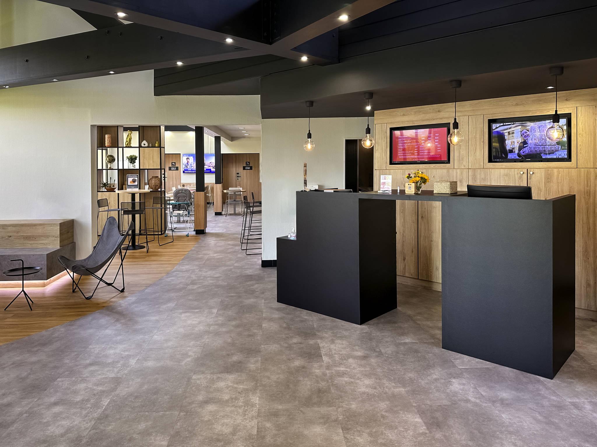 Отель — ibis Saint-Lô La Chevalerie