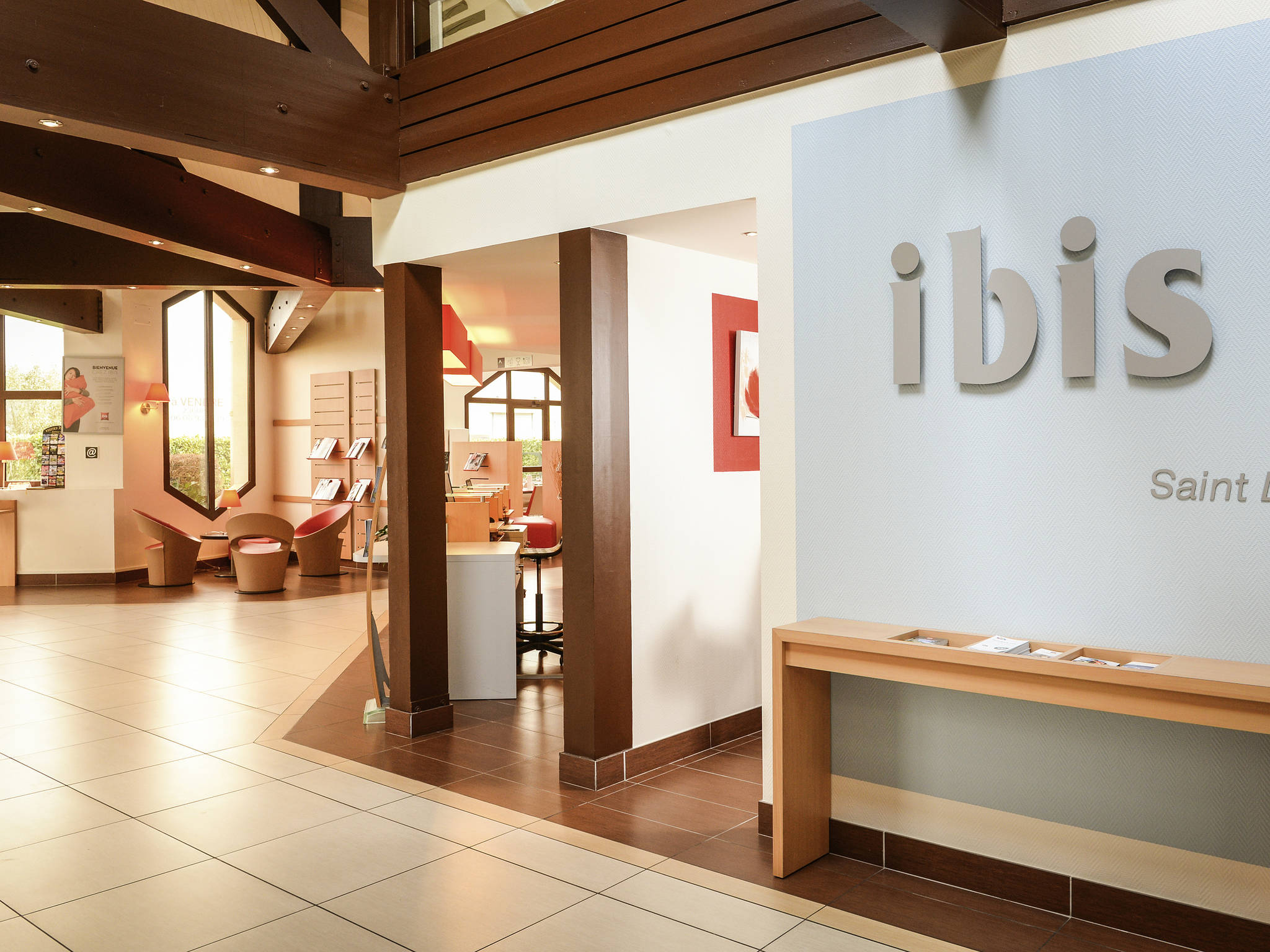 Hotell – ibis Saint-Lô La Chevalerie
