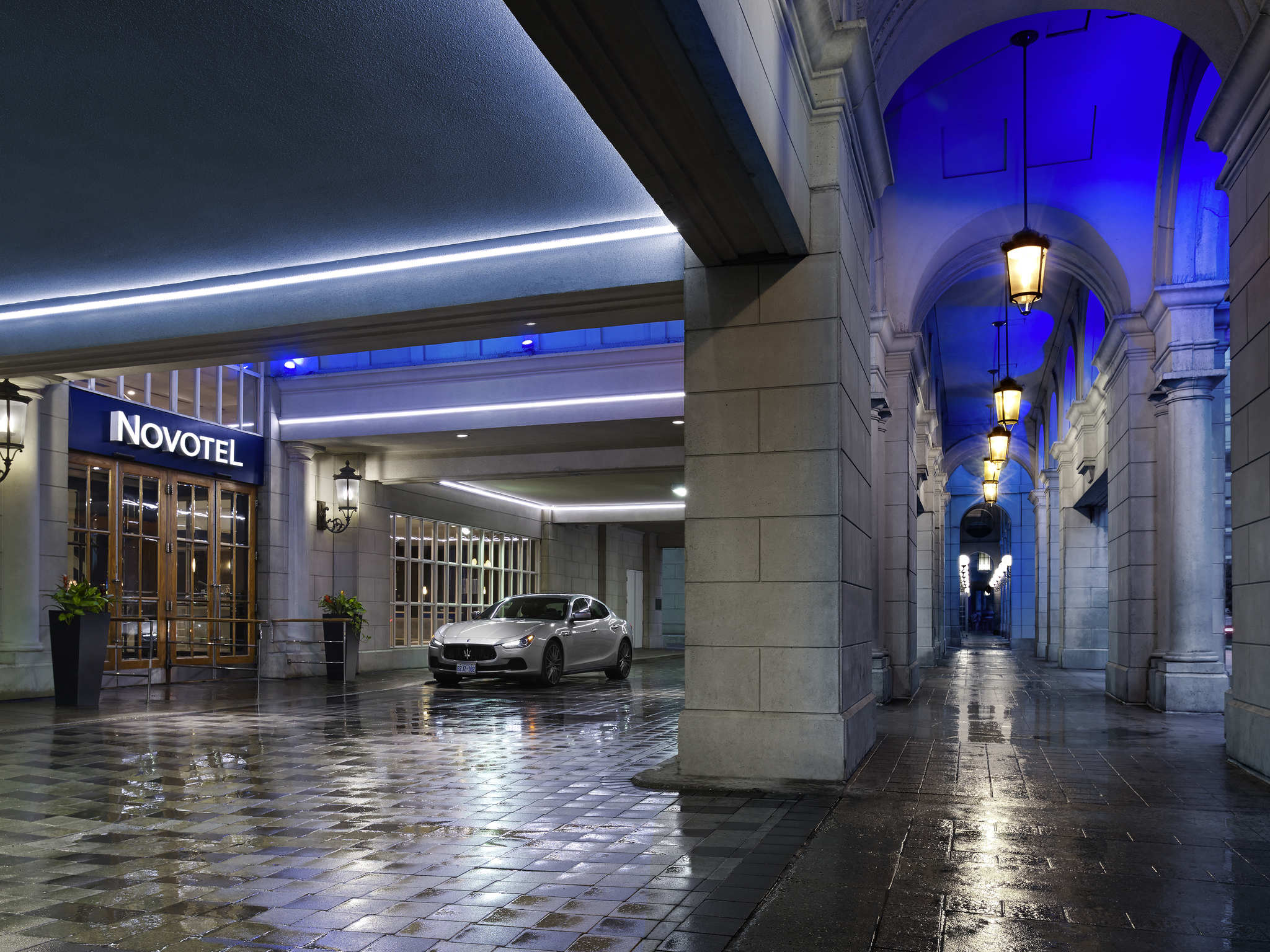 Hotel - Novotel Toronto Centre