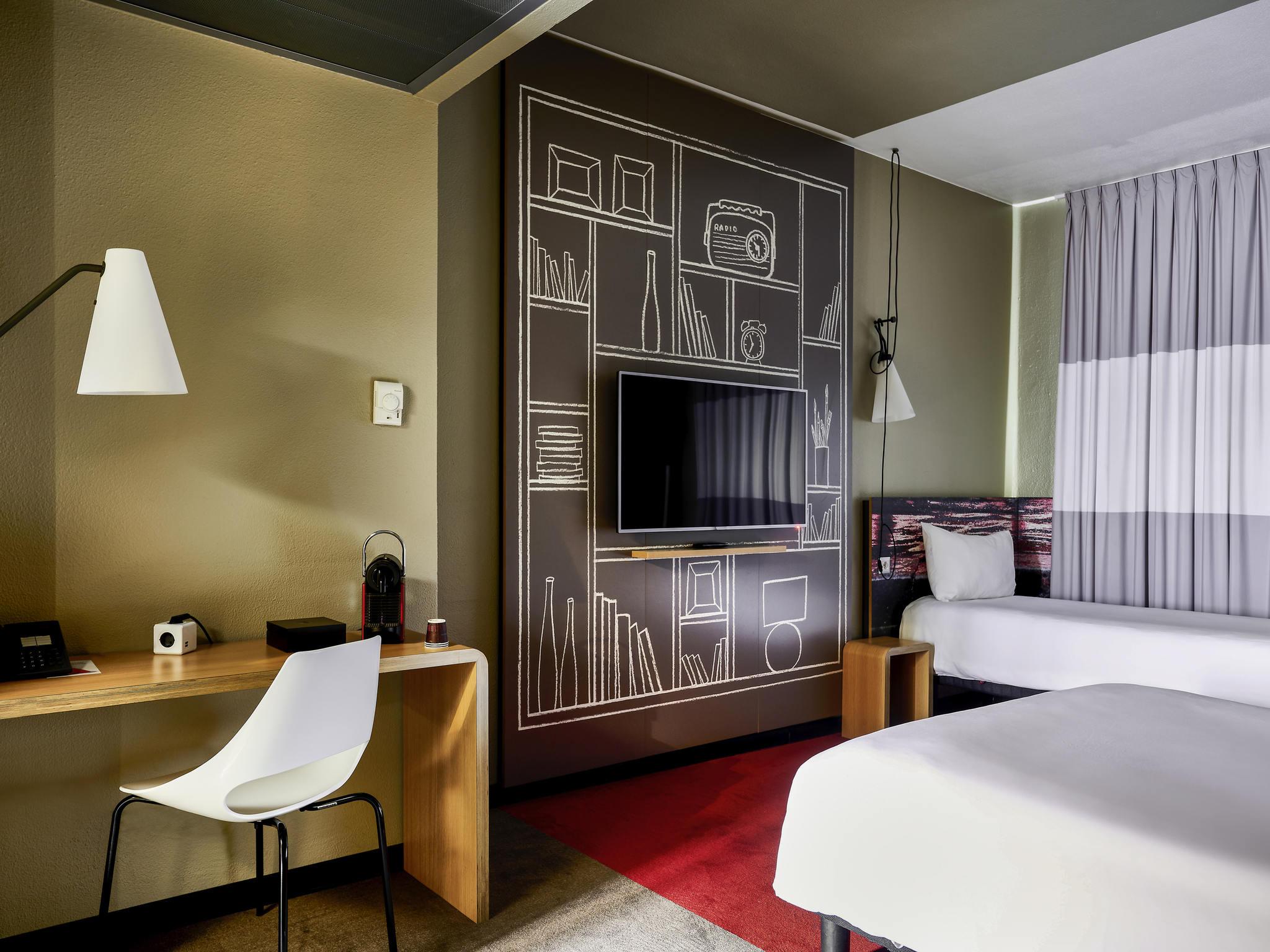 Rooms ibis milano centro