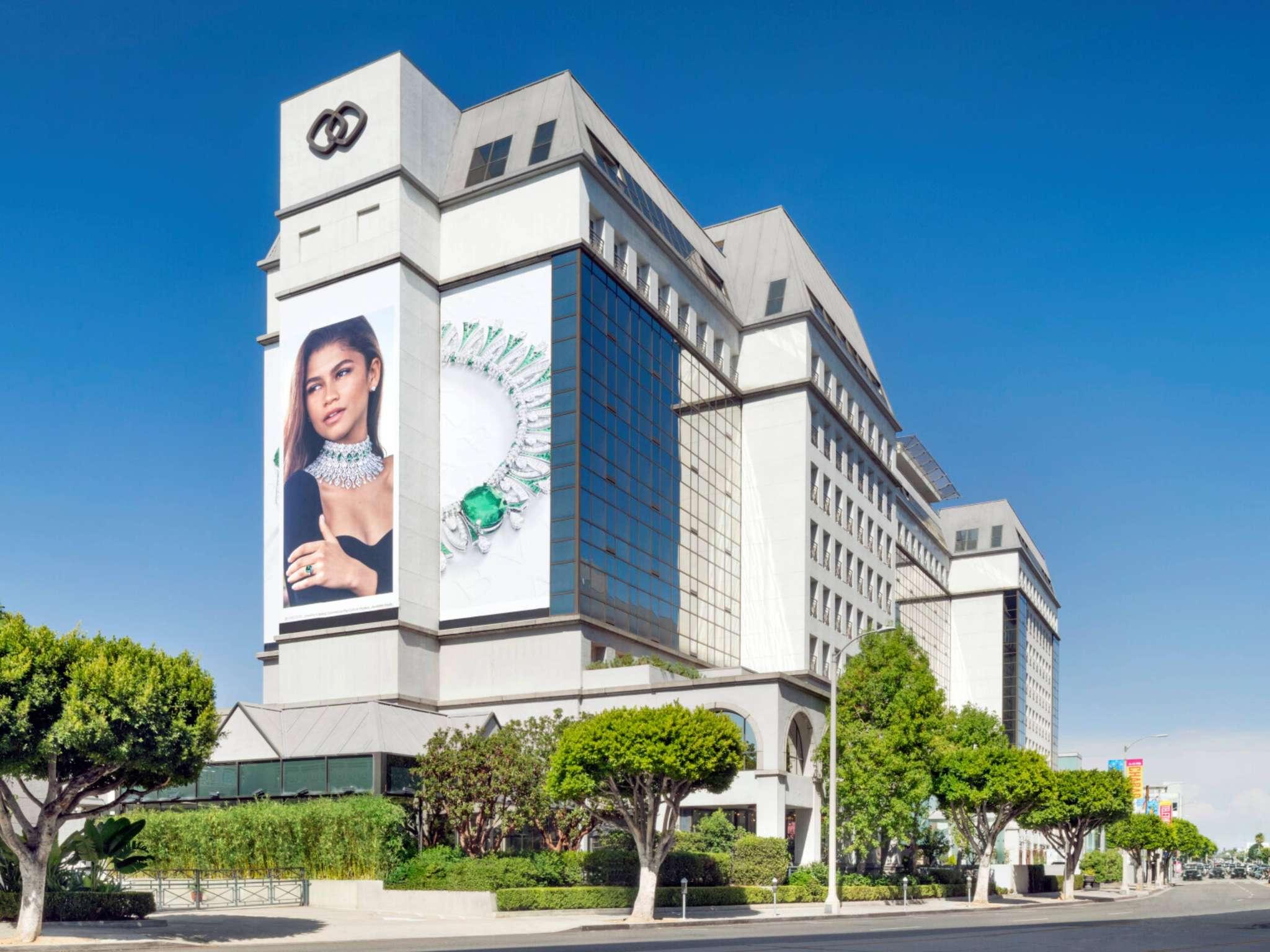 Отель — Sofitel Лос-Анджелес Беверли Хиллз