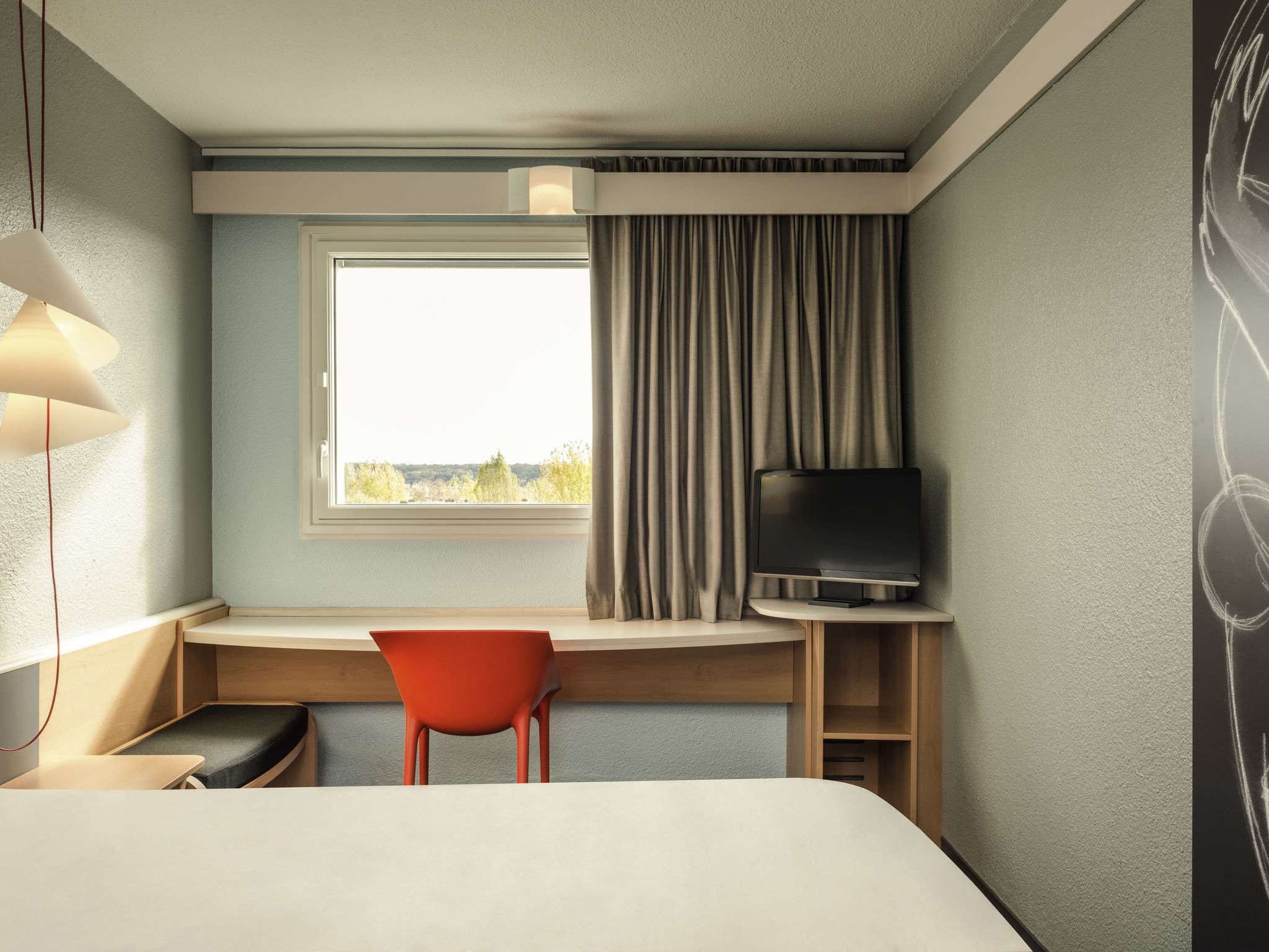 Hotell – ibis Versailles Parly 2