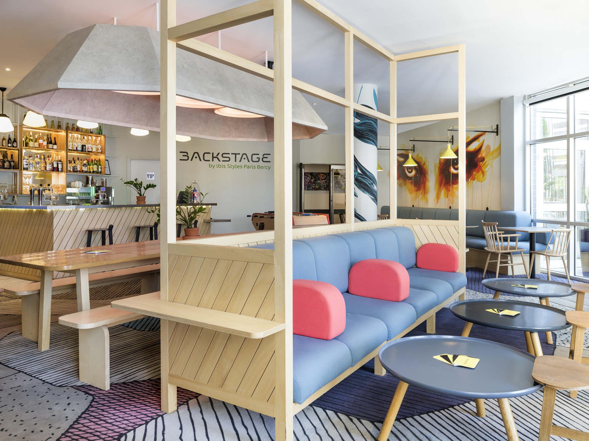 Hotel in paris ibis styles paris bercy - Hotel chambre familiale paris ...