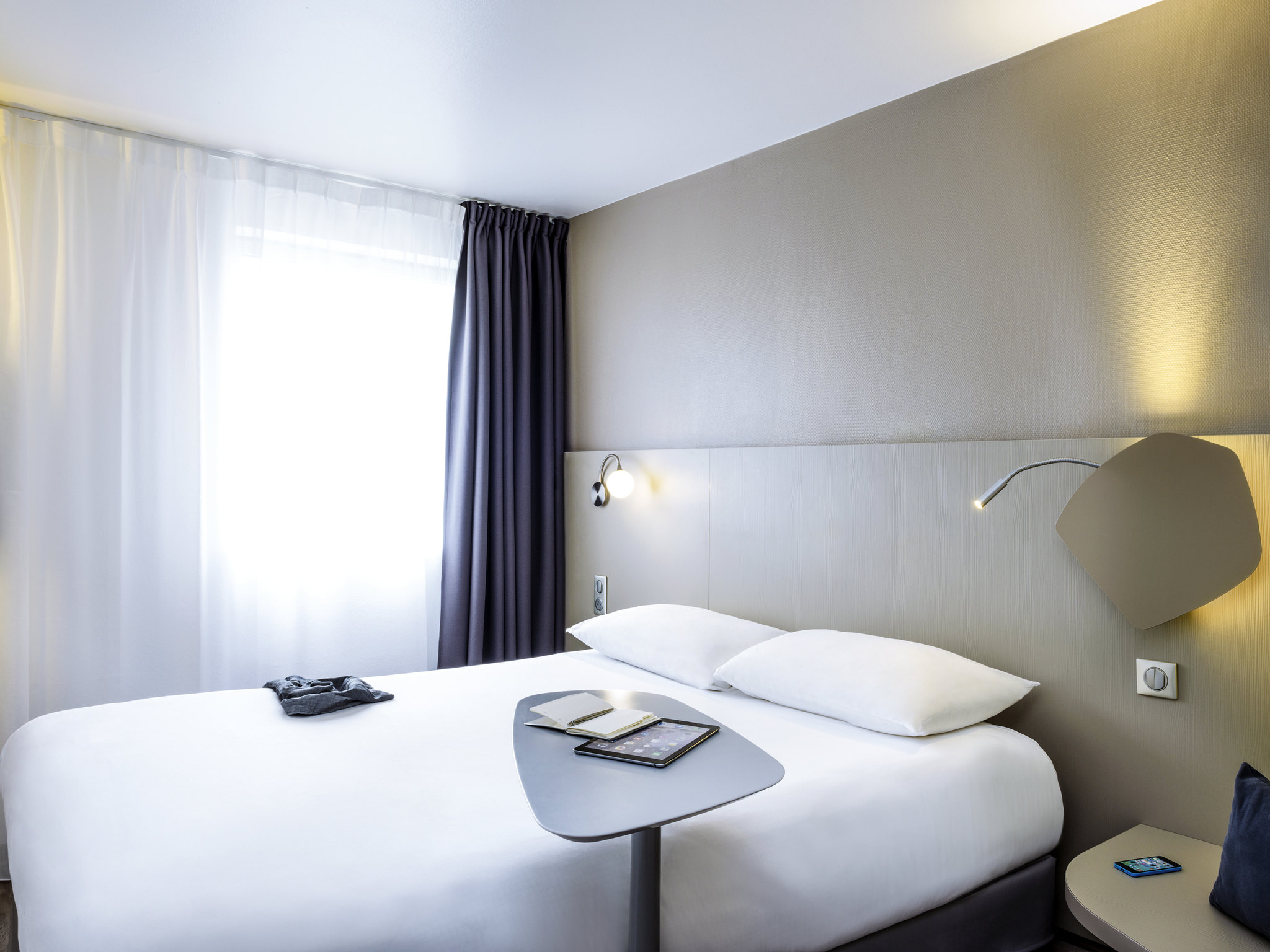 Отель — ibis Styles Париж Берси