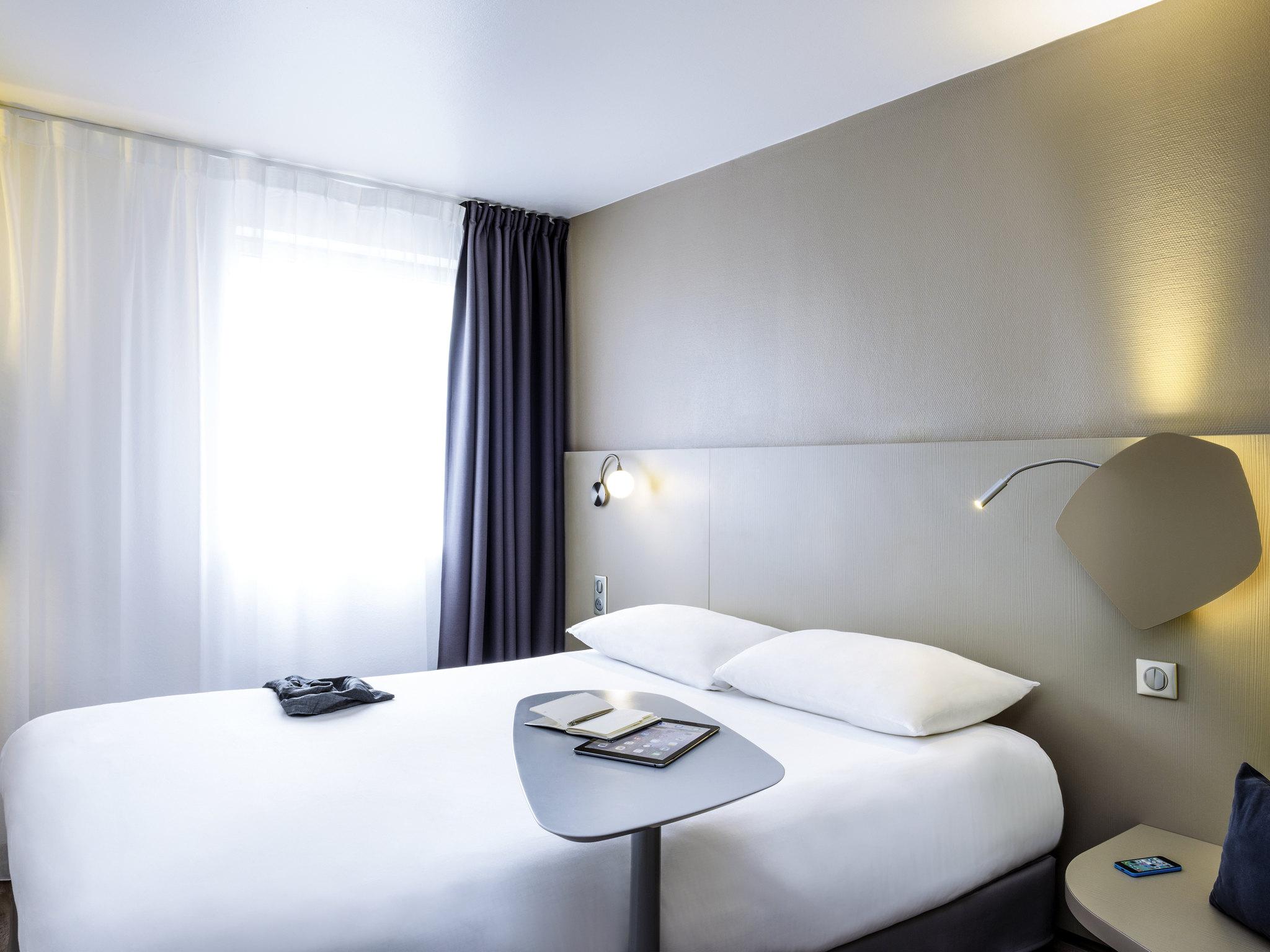 โรงแรม – ไอบิส สไตล์ ปารีส แบร์ซี