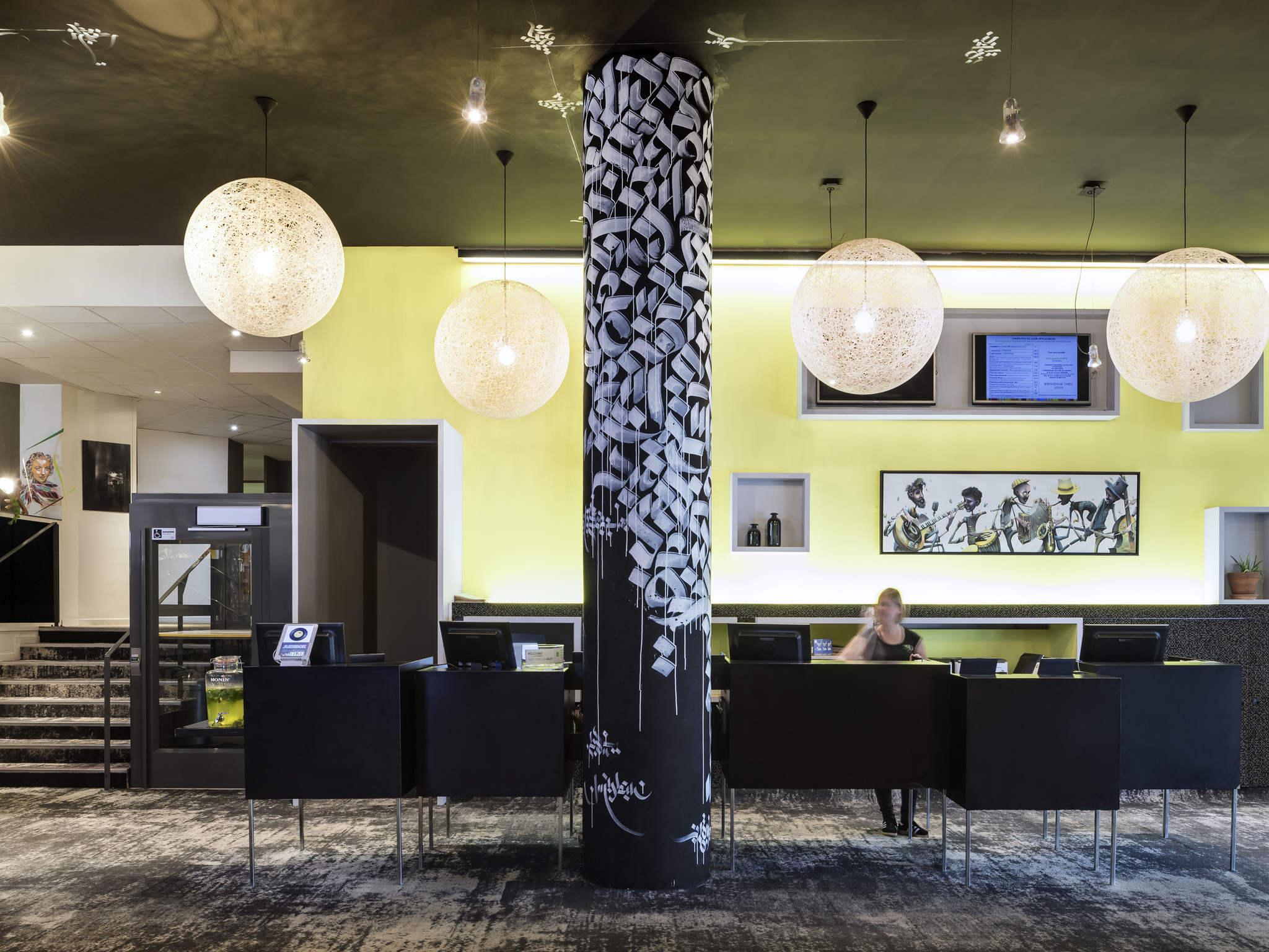 Hotel Ibis Styles Paris Bercy