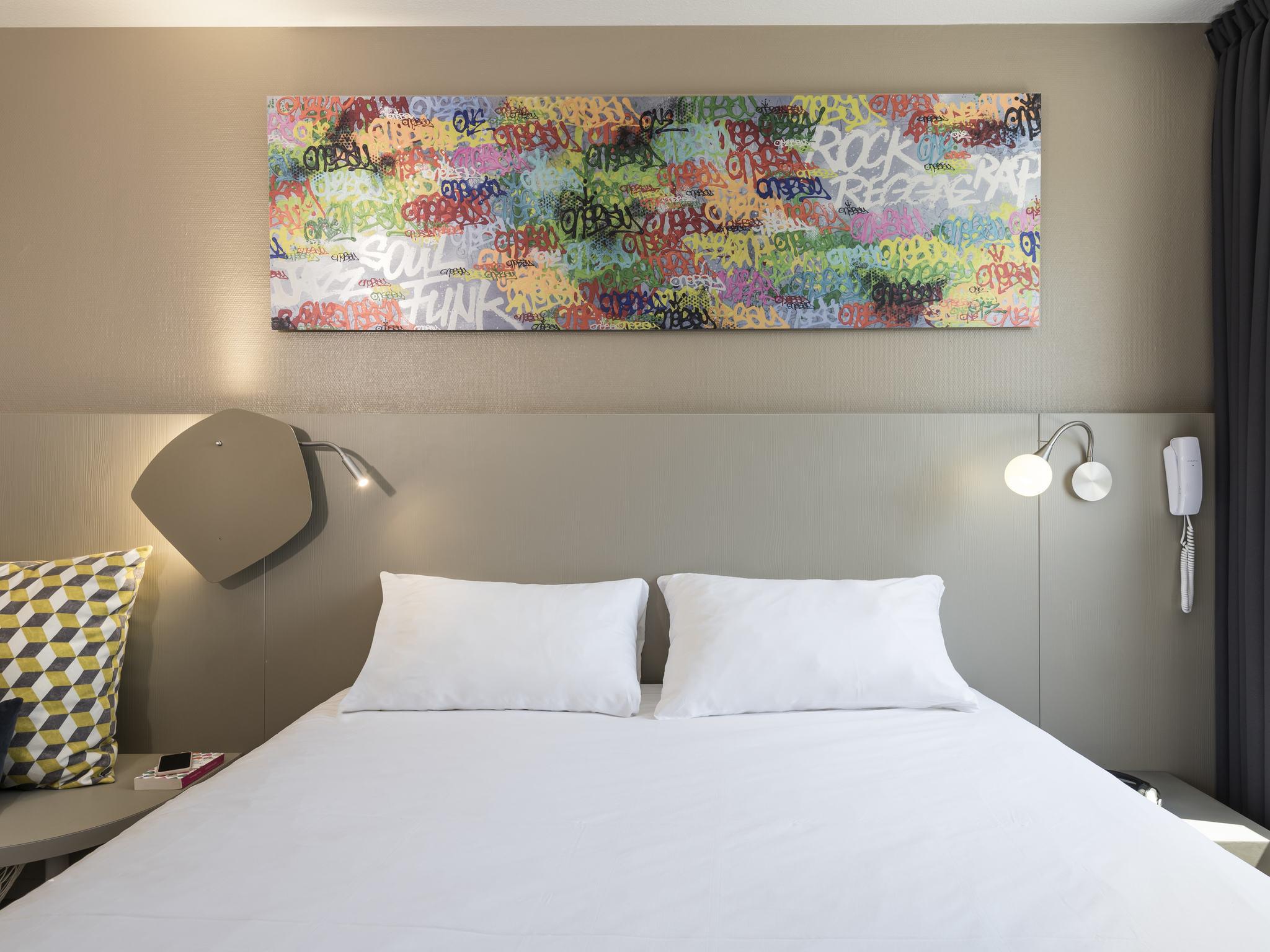 Hotel In Paris Ibis Styles Bercy Kunci Kontak Key Set Verza Rooms