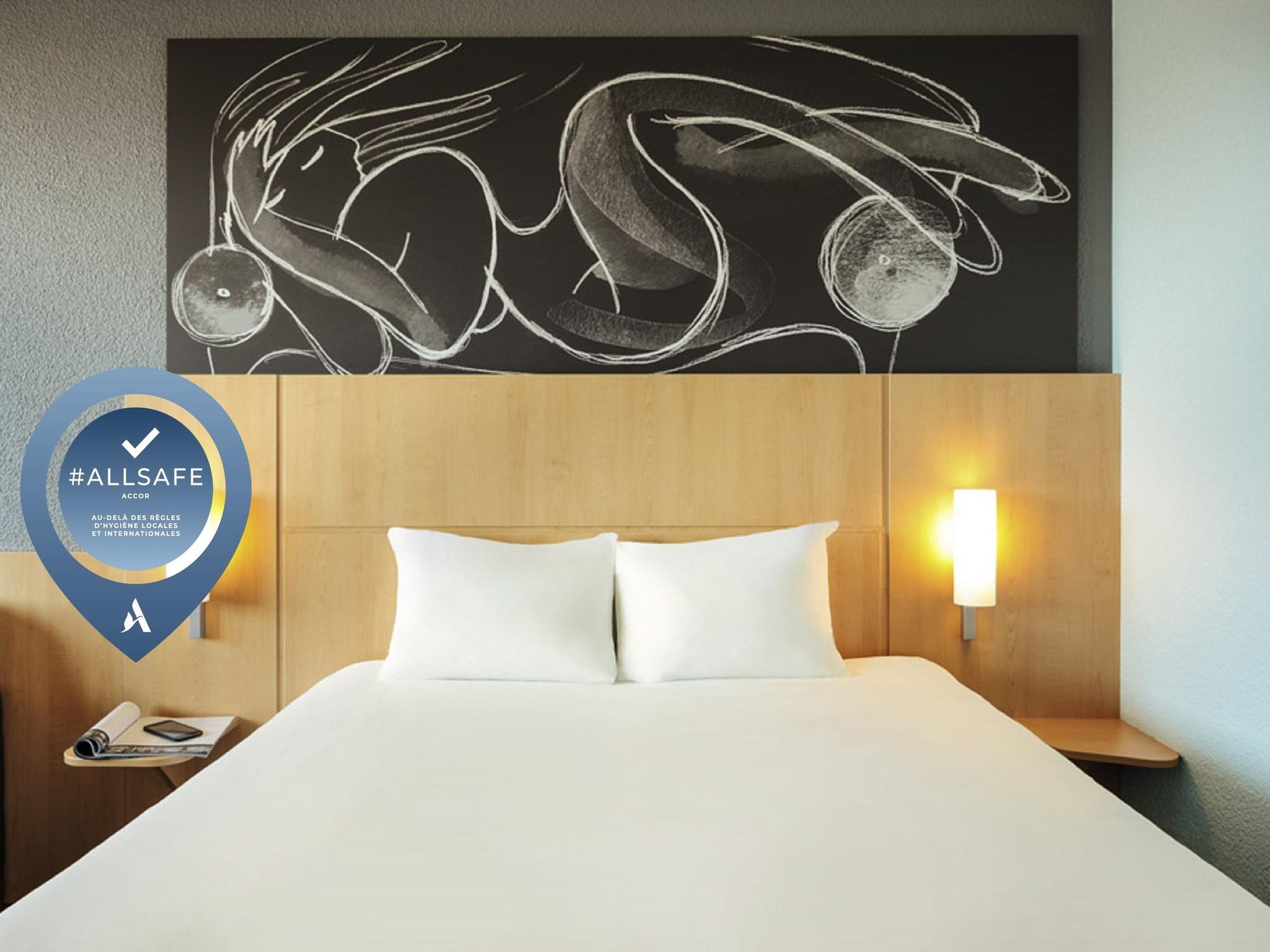 Отель — ibis Страсбург Центр Маленькая Франция