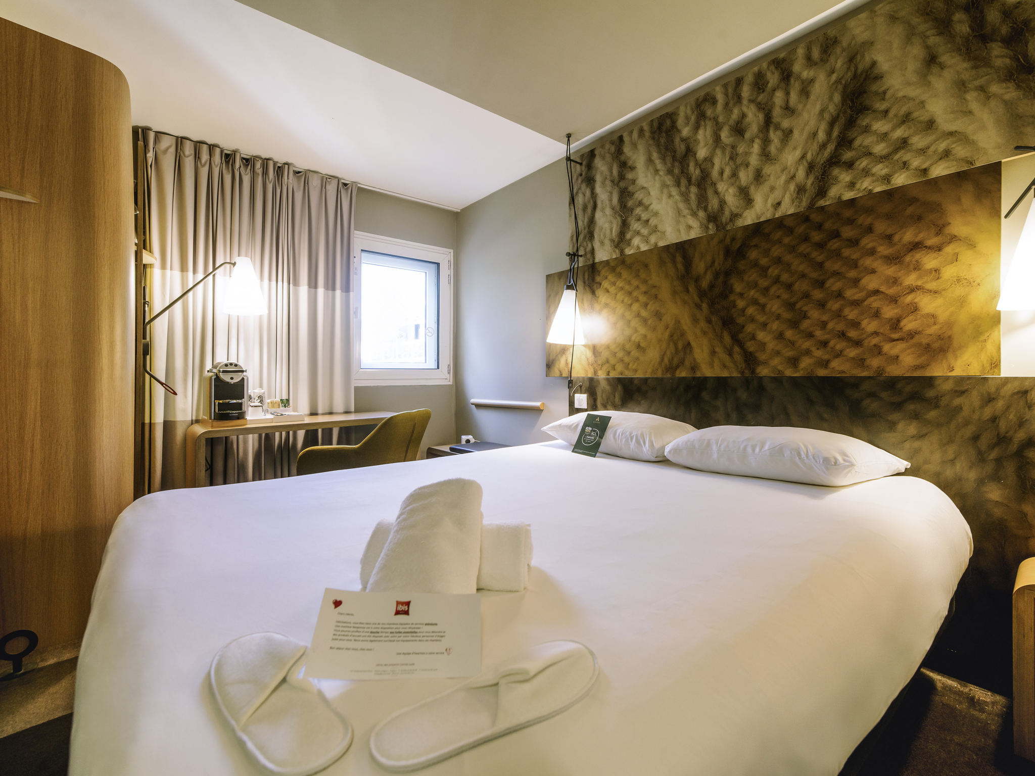 호텔 – ibis Avignon Centre Gare