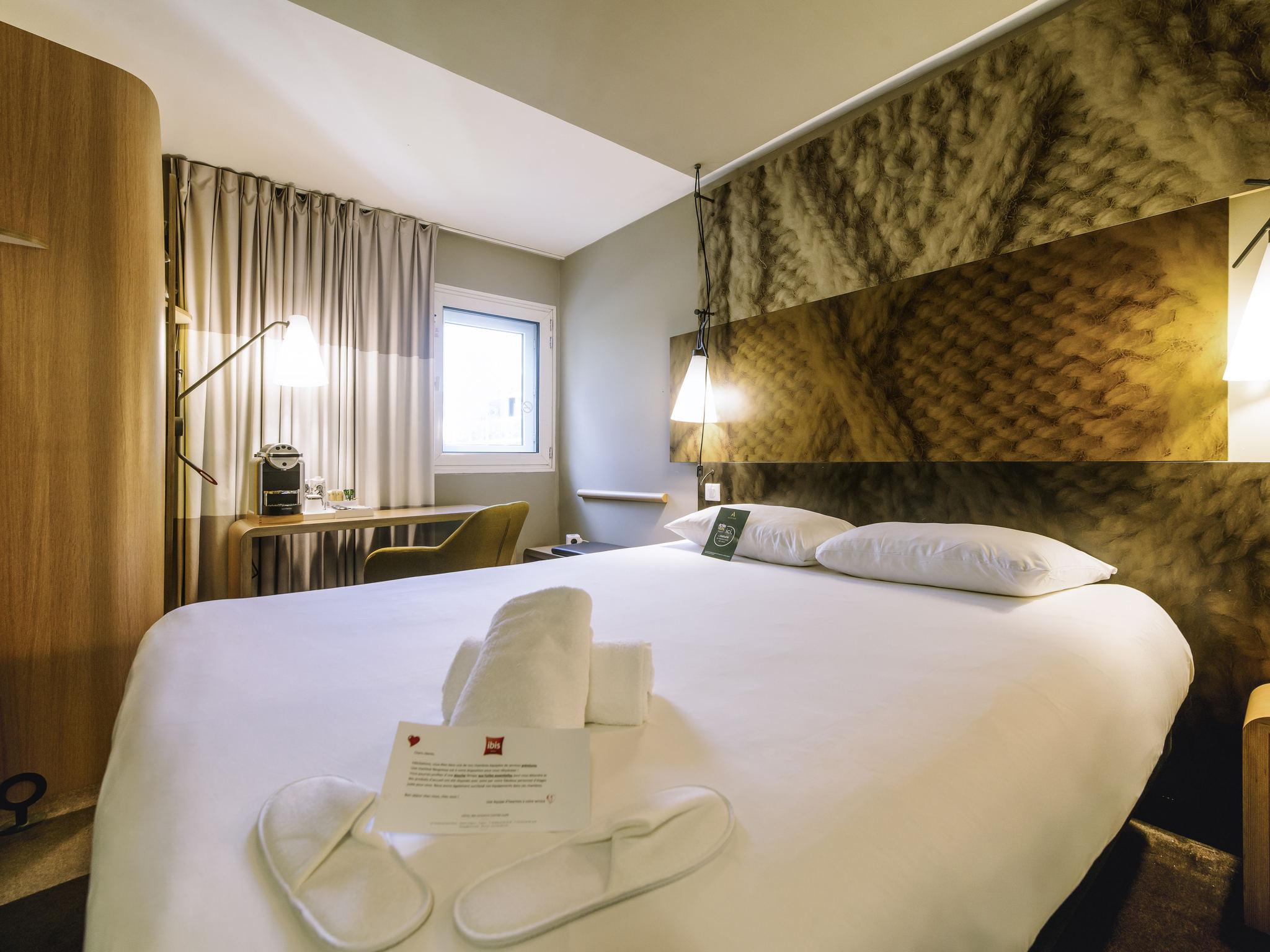 โรงแรม – ibis Avignon Centre Gare