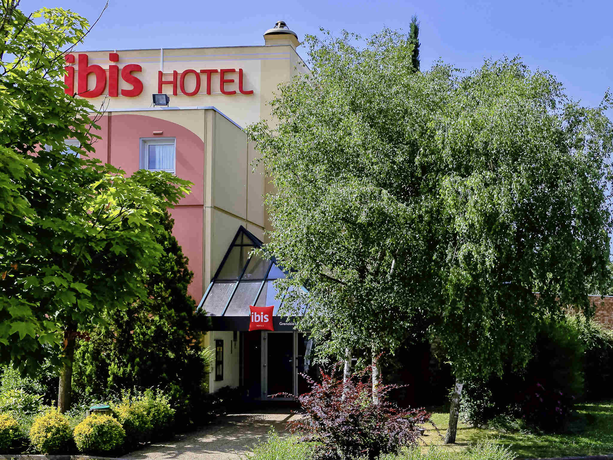 ホテル – ibis Grenoble Université