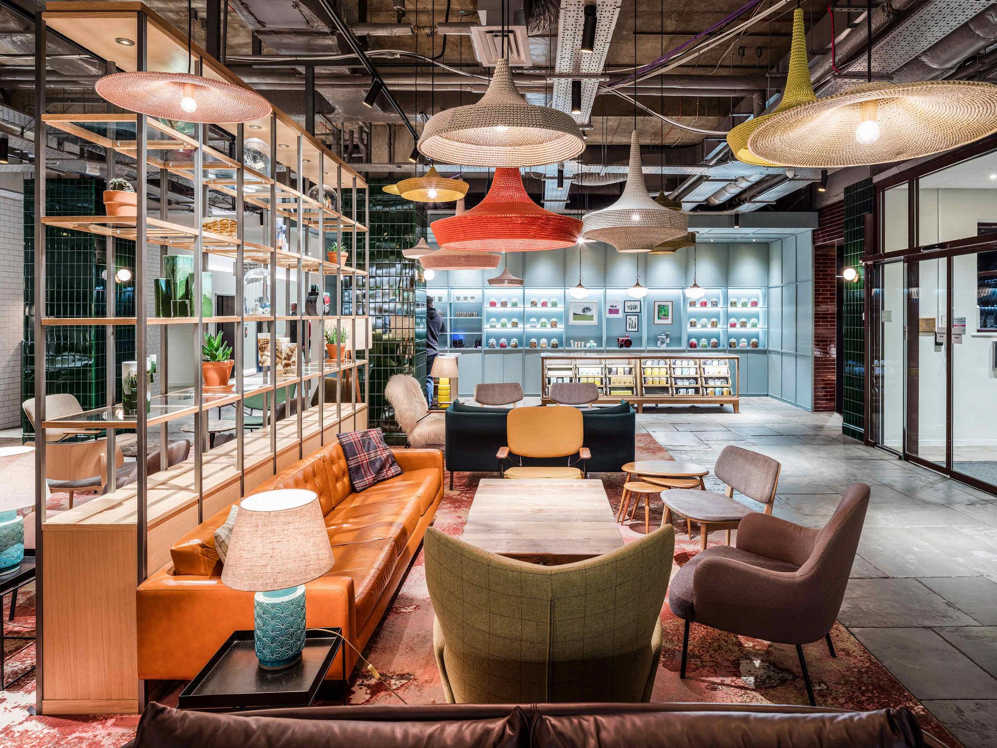 Отель — Novotel Йорк Центр
