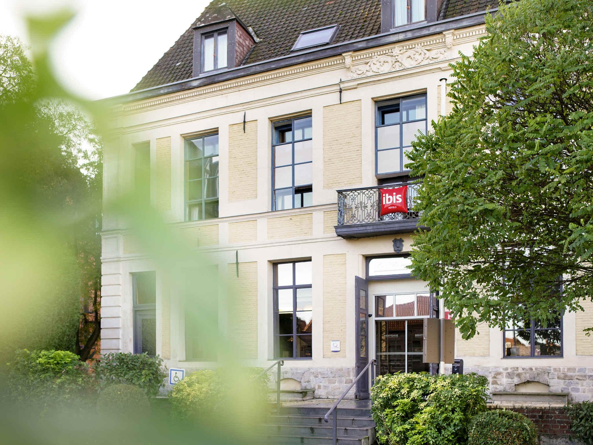 โรงแรม – ibis Douai Centre