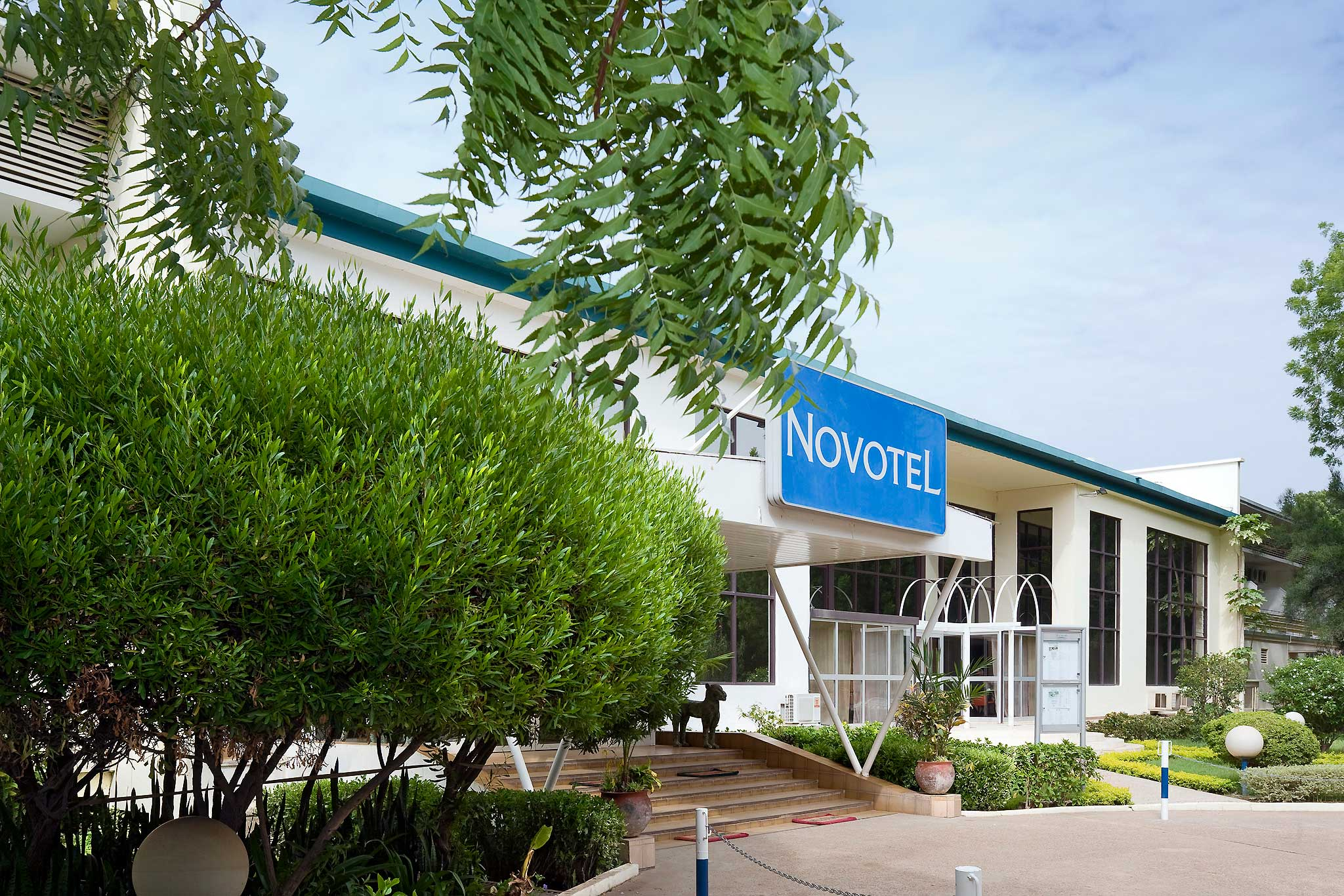 Hotel – Novotel N'Djaména La Tchadienne