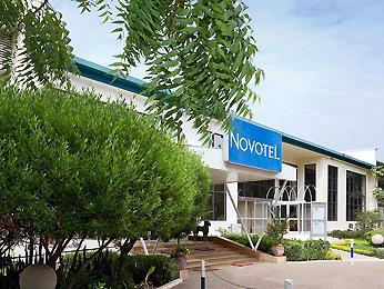 Novotel N'Djaména La Tchadienne